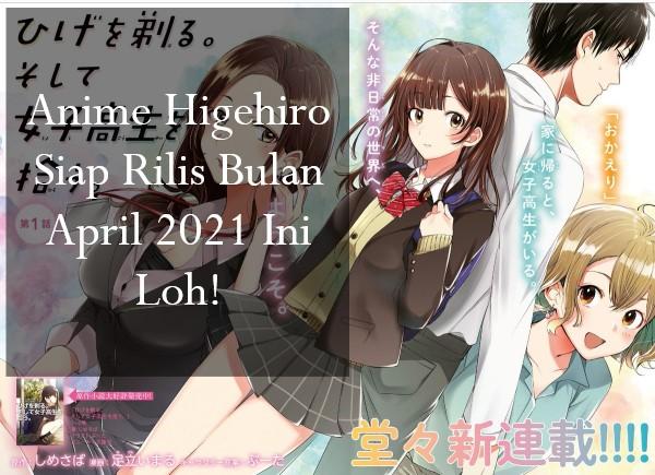 Anime Higehiro